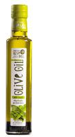 Масло оливковое Extra Virgin с базиликом CRETAN MILL 0,25л