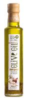 Масло оливковое Extra Virgin с чесноком CRETAN MILL 0,25л