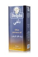 Оливковое масло DELPHI Pomace для жарки 5л